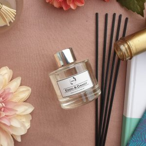 Eddo and Dandy vegan diffusers with fibre reeds by Eddo and Dandy from Skerries in Dublin